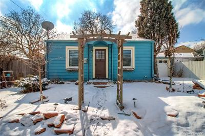 Englewood Single Family Home Under Contract: 330 East Kenyon Avenue