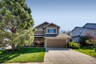 Castle Rock Single Family Home Under Contract: 3675 Sawgrass Trail