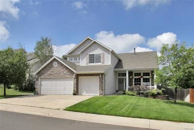 Aurora CO Single Family Home Under Contract: $439,900