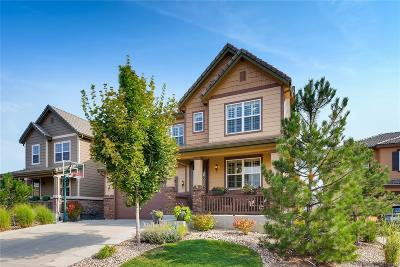Highlands Ranch Single Family Home Under Contract: 690 Tiger Lily Way