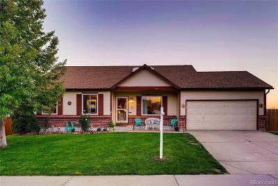 Thornton CO Single Family Home Active: $349,900
