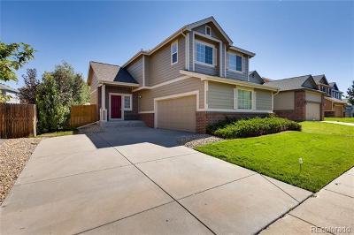 Single Family Home Active: 3702 South Quatar Way