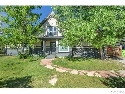 Elbert County Single Family Home Under Contract: 451 South Pine Street