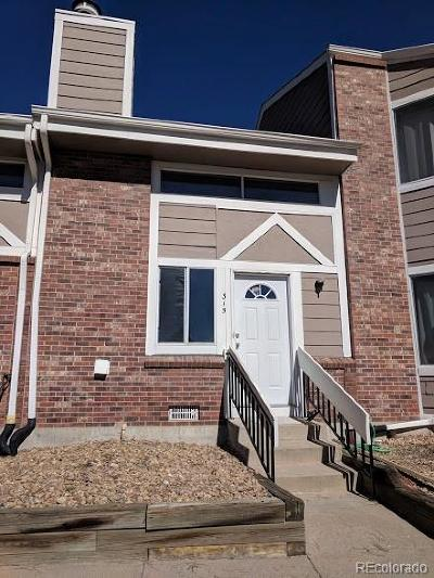 Arvada Condo/Townhouse Active: 5510 West 80th Place #315