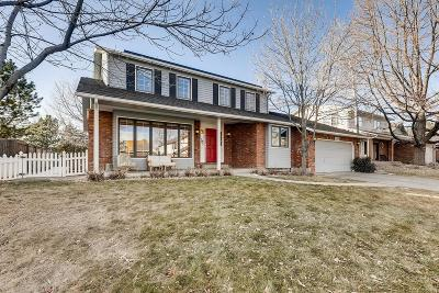 Longmont Single Family Home Under Contract: 2149 Westlake Drive