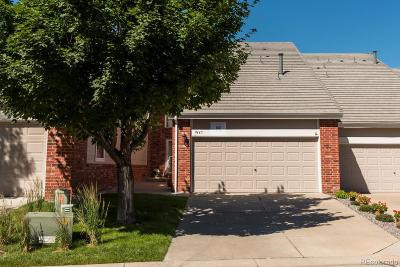 Lone Tree Condo/Townhouse Active: 9447 Southern Hills Circle
