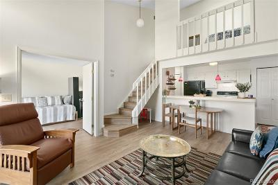 Littleton Condo/Townhouse Under Contract: 4899 South Dudley Street #G23