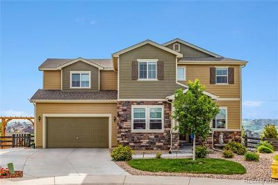 Castle Rock Single Family Home Active: 3188 Eagle Claw Place