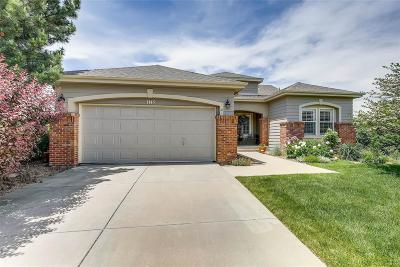 Castle Pines Single Family Home Under Contract: 1145 Snow Lily Lane