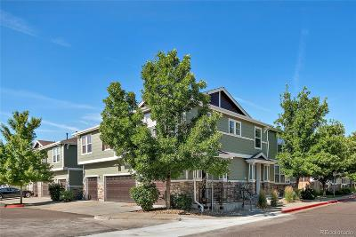 Parker CO Condo/Townhouse Active: $338,500