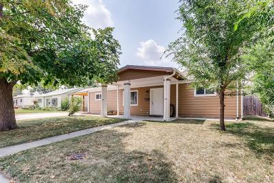 Aurora Single Family Home Active: 829 Vaughn Street