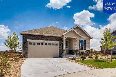 Aurora CO Single Family Home Active: $524,900