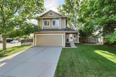Castle Rock Single Family Home Under Contract: 394 North Willow Street