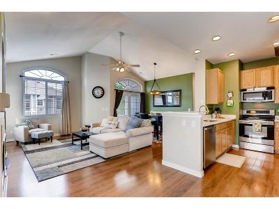 Highlands Ranch Condo/Townhouse Under Contract: 1250 Carlyle Park Circle