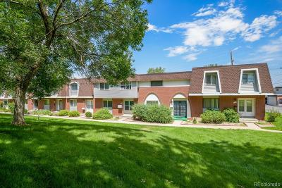 Lakewood Condo/Townhouse Active: 12936 West Virginia Avenue