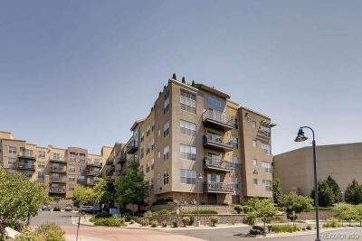 Centennial Condo/Townhouse Active: 9079 East Panorama Circle #105