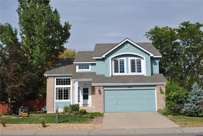 Highlands Ranch Single Family Home Active: 1093 English Sparrow Trail