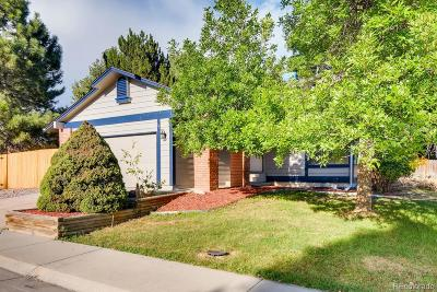 Thornton Single Family Home Under Contract: 11744 Elizabeth Court