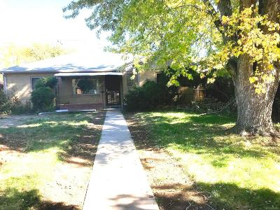 Single Family Home Under Contract