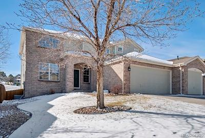 Castle Pines Single Family Home Active: 1020 Berganot Trail
