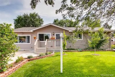 Aurora Single Family Home Active: 12066 East Kentucky Avenue