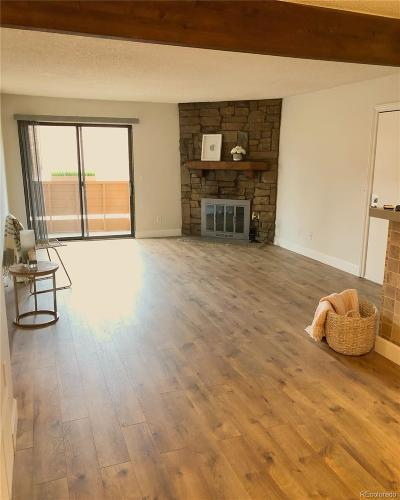 Lakewood Condo/Townhouse Under Contract: 3315 South Ammons Street #105