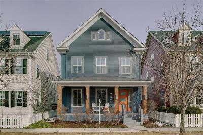 Denver Single Family Home Under Contract: 2544 Yosemite Street