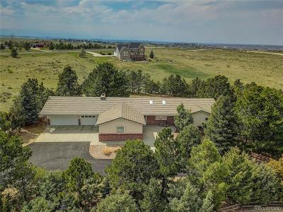 Arapahoe County Single Family Home Under Contract: 21375 East Nichols Place