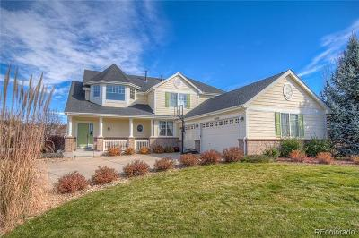 Aurora Single Family Home Active: 22732 East Calhoun Place