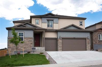 Castle Rock Single Family Home Active: 3184 Barbwire Way