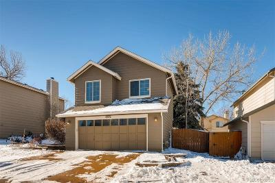 Highlands Ranch Single Family Home Under Contract: 6372 Freeport Drive