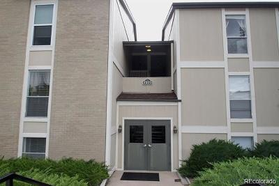 Centennial Condo/Townhouse Under Contract: 7277 South Xenia Circle #A