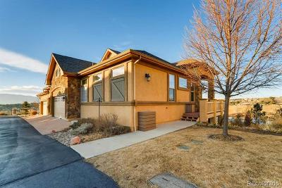 Single Family Home Active: 2616 Pine Knoll View
