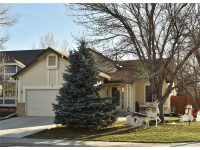 Westminster Single Family Home Active: 1296 West 133rd Way