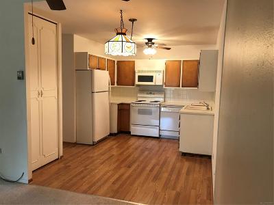 Denver CO Condo/Townhouse Active: $165,000