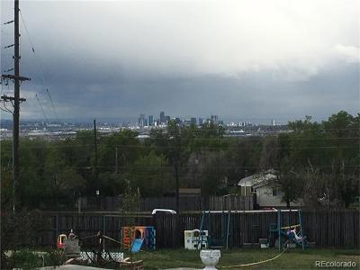 Denver CO Residential Lots & Land Active: $450,000