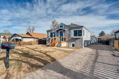 Westwood Single Family Home Under Contract: 664 South Osceola Street