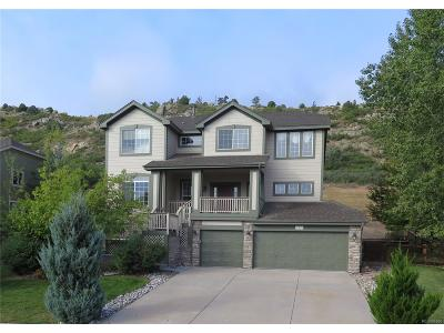 Littleton Single Family Home Active: 7171 Red Mesa Drive