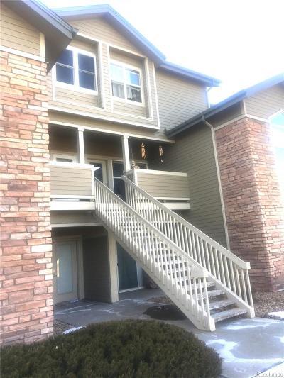 Aurora Condo/Townhouse Active: 3258 South Waco Court #I