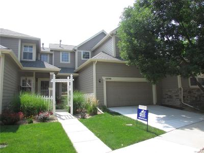 Lakewood Condo/Townhouse Active: 6090 West Utah Lane