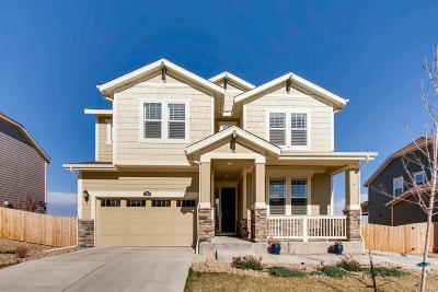 Thornton Single Family Home Under Contract: 13470 Monaco Street