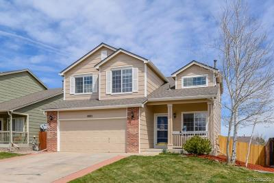 Castle Rock Single Family Home Active: 4971 Parsons Way