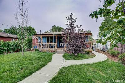 Lafayette Single Family Home Active: 610 East Baseline Road