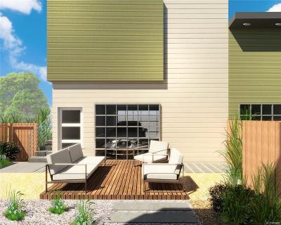 Denver Condo/Townhouse Under Contract: 2818 West Parkside Place