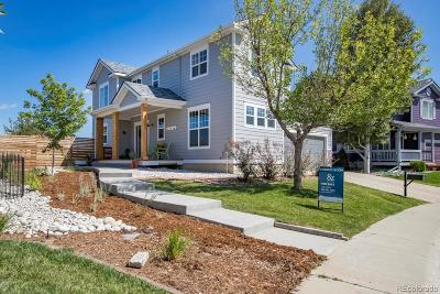 Frederick Single Family Home Under Contract: 5251 Mt Arapaho Circle