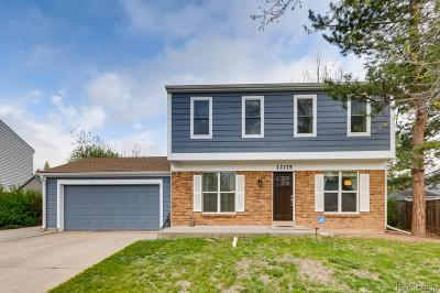 Single Family Home Under Contract: 12175 West Temple Drive