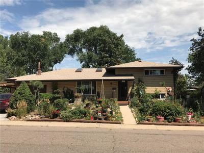 Northglenn Single Family Home Under Contract: 1061 West 100th Avenue