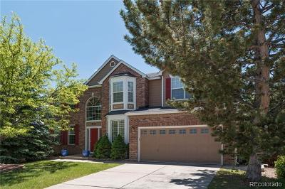 Highlands Ranch Single Family Home Active: 9774 Newcastle Drive