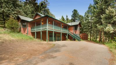 Conifer Single Family Home Under Contract: 27053 Arrowhead Lane
