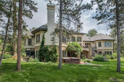 Castle Pines Village, Castle Pines Villages Single Family Home Active: 323 Paragon Way